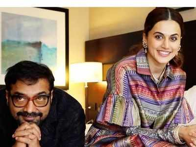 Taapsee Pannu supports Anurag Kashyap amid #MeToo allegations: You are the biggest feminist I know