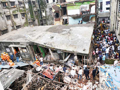Bhiwandi building collapse: Rescue teams find 12 more bodies; toll 38