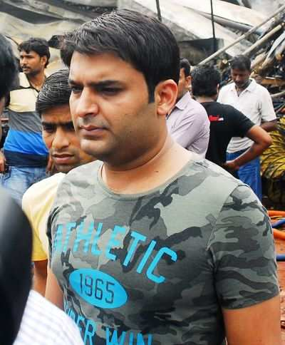 After abusing journalist, Kapil Sharma files complaint against him