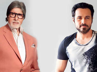 Exclusive: Amitabh Bachchan, Emraan Hashmi's first film together, a mystery-thriller, to start with a Mumbai schedule on May 10