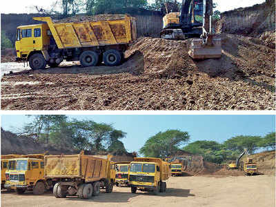 Copper-Age site destroyed, government department caught napping