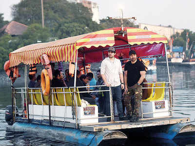 Sunny Deol to wrap up Karan Deol's debut film in Madh Island