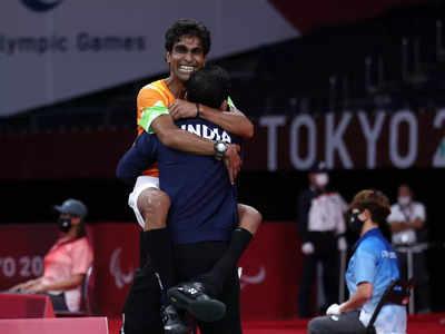 Tokyo Paralympics 2021 Highlights: Pramod Bhagat wins gold in badminton, bronze for Manoj Sarkar