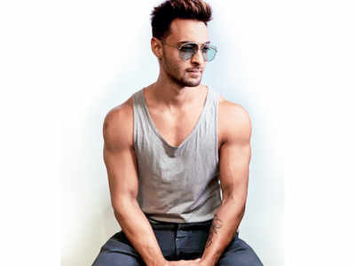 Aayush Sharma plays an army officer in his next film