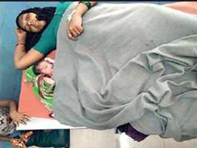 Kolhapur woman delivers baby on train; second time in 2 years