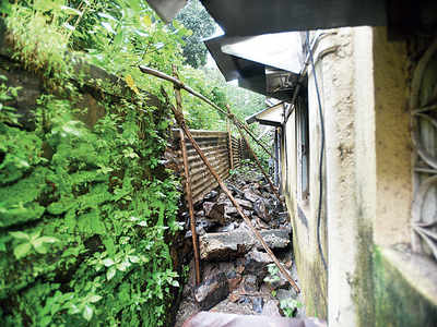 19 days later, Tardeo family still living with landslide rubble