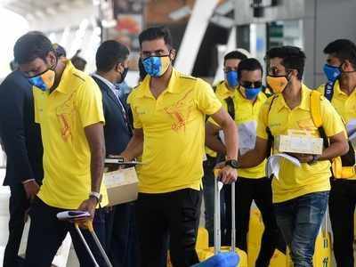 IPL: 12 CSK squad members test positive, team in quarantine again