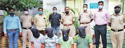 Bank manager and techie arrested for running sex racket