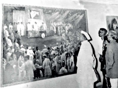 The mystery of how a 1960 masterpiece came in Y B Chavan Centre's possession