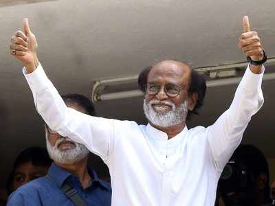 Rajinikanth: Ready to face assembly polls in Tamil Nadu
