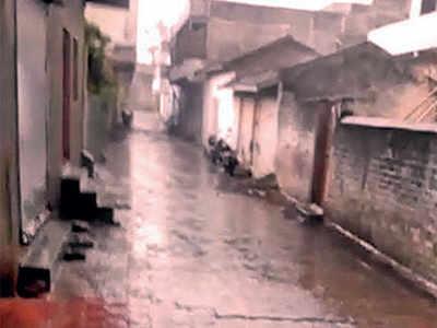 Rain in Bhavnagar, Amreli