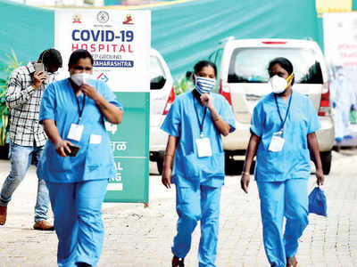 Doctors at CoEP centre challenge biohazardous garbage disposal by non-medical staffers