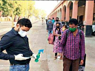 Rajkot in recovery mode: More vacant beds, fewer OPD cases