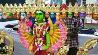 Chennai: Dolls exhibition-cum-sale started ahead of Navarathri festival