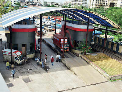 Four octroi nakas set to be converted into bus terminals