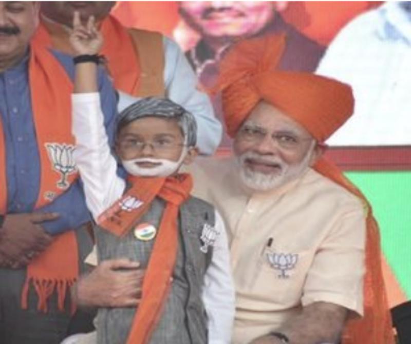 When PM Narendra Modi's lookalikes turned heads
