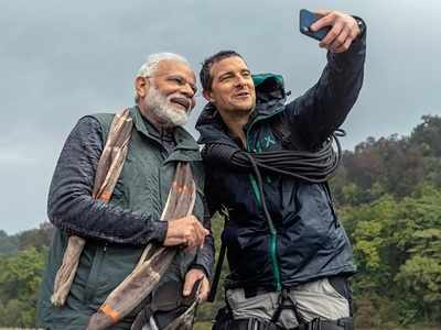 PM Narendra Modi reveals how he communicated with Bear Grylls in Hindi during Man vs Wild episode