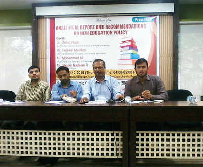 NGOs to shoulder new edu policy suggestions