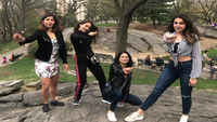 Sara Ali Khan is back in B-town post her US vacation