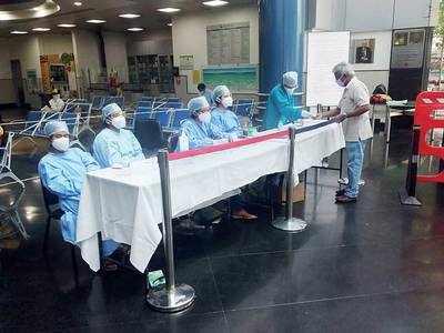 Hospitals strive to resume regular ops