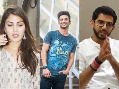 Rhea Chakraborty: Never met Aaditya Thackeray; political leaders trying to take advantage