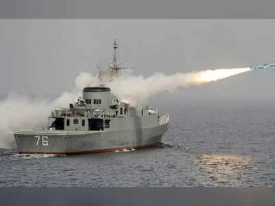 'Friendly' naval missile kills 19 in Iran