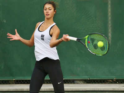 Tennis: Only 17, fast-emerging Olga Danilovic ready for the leap