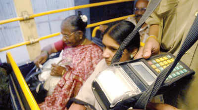 Bad conductors? BMTC has  a tech trick up its sleeve