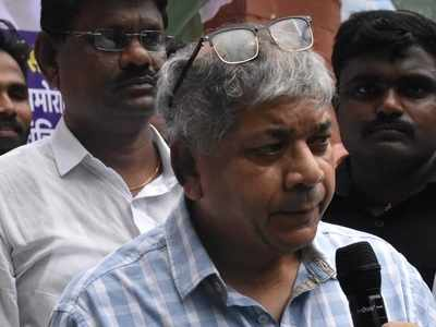 'No pact with Congress-NCP, but doors open for AIMIM, says VBA leader Prakash Ambedkar