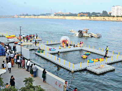 Amdavadis put the fun back into weekends at the Riverfront