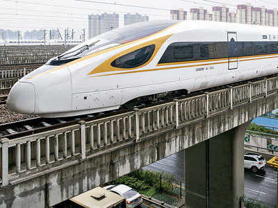 Bullet train: 571 out of 714 ha land acquired
