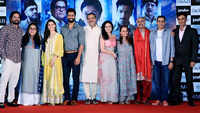 Alia Bhatt, Meghna Gulzar, Vicky Kaushal celebrate the success of 'Raazi'