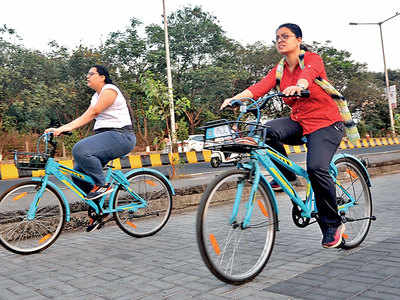 Now, PMC pitches for cycling among students
