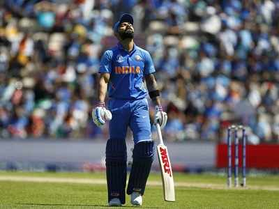 Cricket World Cup: Afghanistan restrict India to 224/8