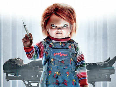 Child's Play doll Chucky is coming on television