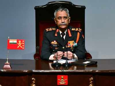 Scraping Art 370 a historic step, disrupted plans of 'western neighbour, its proxies': Army chief Gen M M Naravane