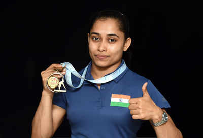 Confident gymnast Dipa Karmakar gears up for Asian Games 2018