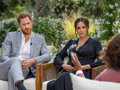 Meghan Markle says Kate, Prince William's wife, made her cry before wedding to Prince Harry
