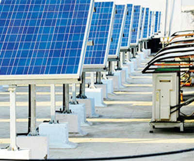 No cap on rooftop solar plants