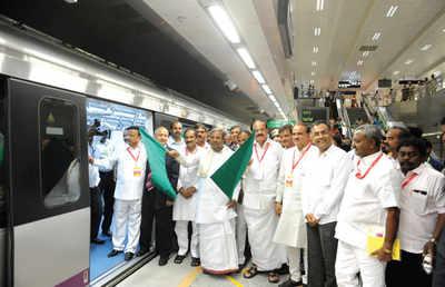 Namma Bengaluru is now a truly metropolitan city
