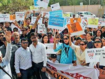 All farce: Fee regulation Bill was passed by Gujarat Assembly last year but there's no solution in sight