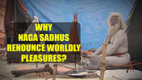 Kumbh Mela: Know about secret world of Naga Sadhus, their life