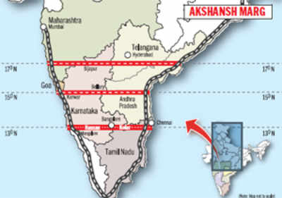 State hits trifecta on Akshansh project