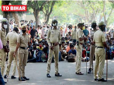 Even after 40 plus days of hard lockdown, it looks like Karnataka government has no plan B