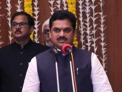 BJP's Ram Shinde blames Radhakrishna Vikhe Patil for his defeat in Karjat-Jamkhed