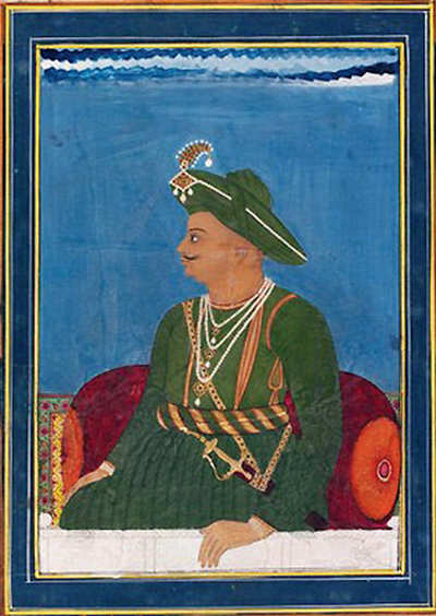 What you see when you see: Relooking at Tipu Sultan