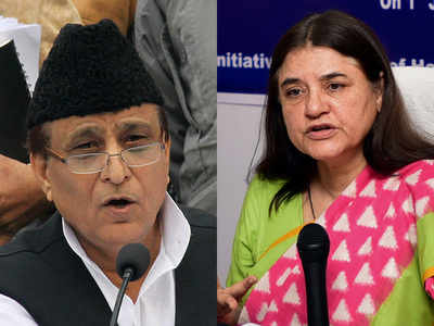 Now, Azam Khan and Maneka face EC action over controversial remarks