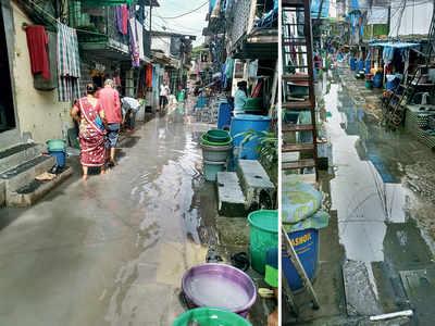A dampened Diwali for Ramabai Nagar residents