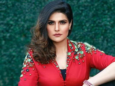 Zareen Khan files FIR against former manager for tarnishing her dignity