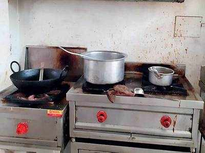 Kitchen providing food to quarantine centres of PCMC flouting standards